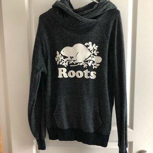 Roots Grey Hoodie